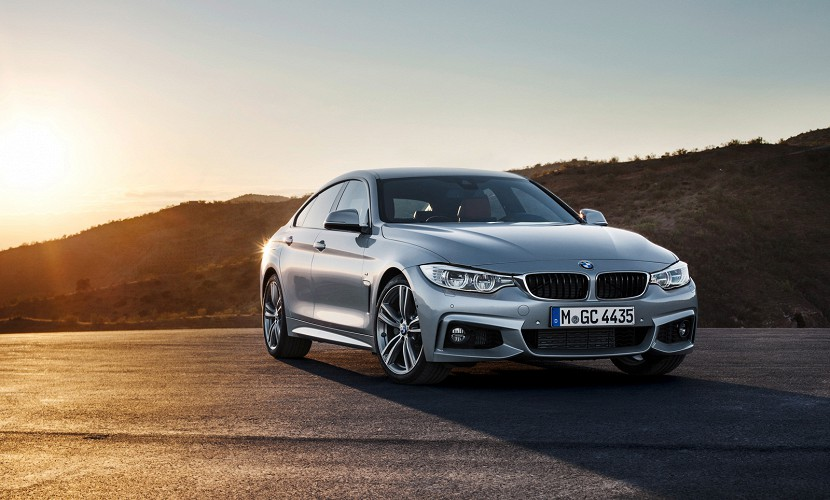 Автоконцерн представил BMW 4 Series Gran Coupe
